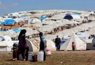 Syrian misery, 2013