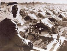 Palestinian misery, 1948